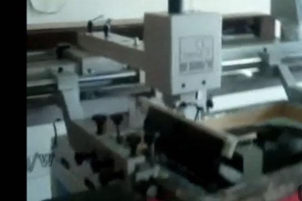 چاپ ساک دستی پارچهای