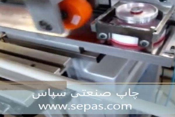 چاپ لوله پلی کا