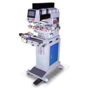 دستگاه چاپ پد چهار رنگ