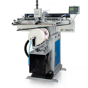 دستگاه چاپ سیلک اسکرین SP2000W